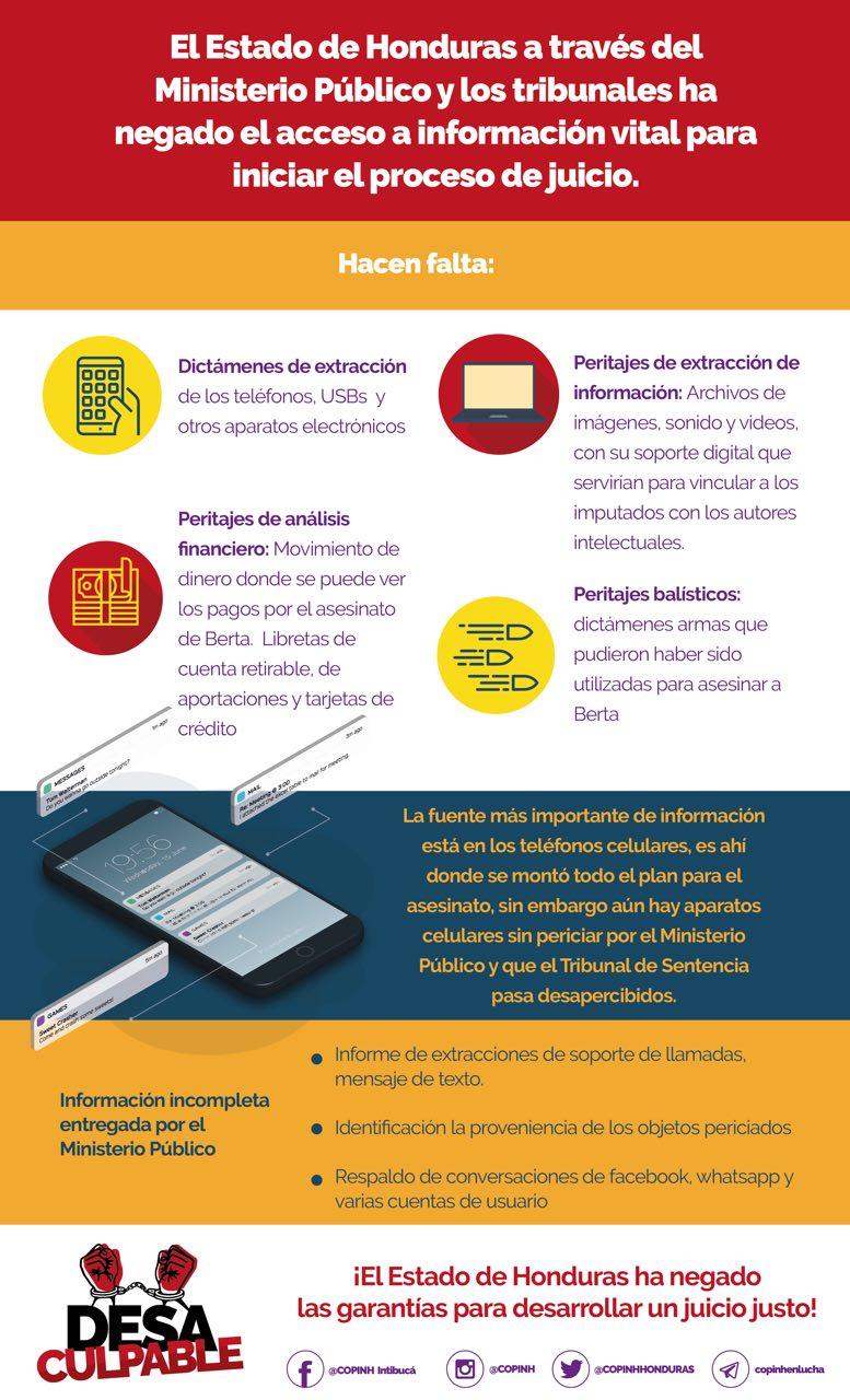 Justicia Para Berta Cáceres Página 3 Otros Mundos Chiapas