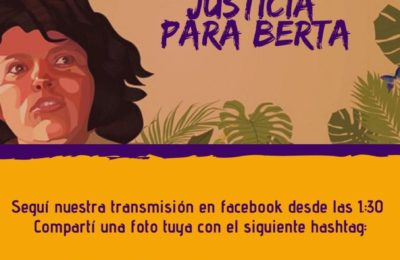 Acción global #JusticiaParaBerta
