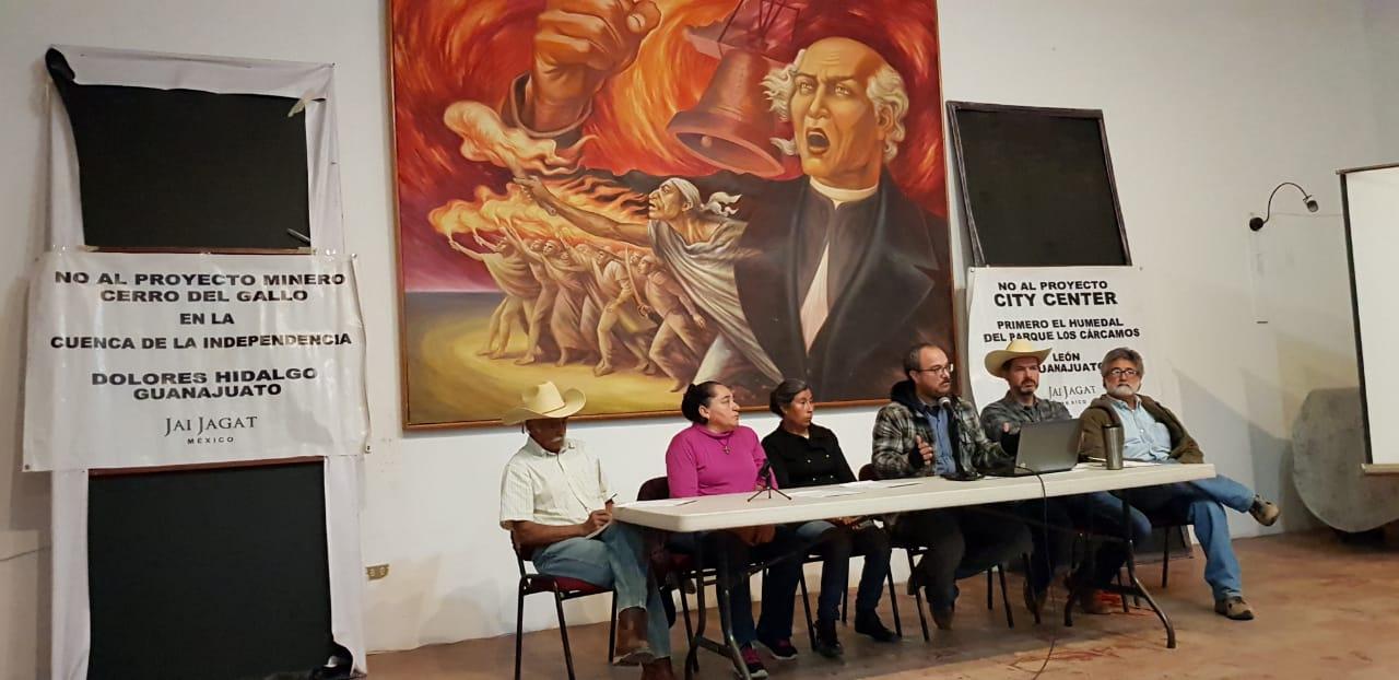 Guanajuato: SEMARNAT niega autorización para la explotación del Proyecto Minero Cerro del Gallo en Dolores Hidalgo