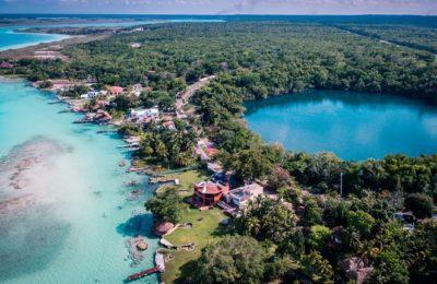 [Nota] Fonatur pide 1,000 hectáreas a ejido de Bacalar para el Tren Maya