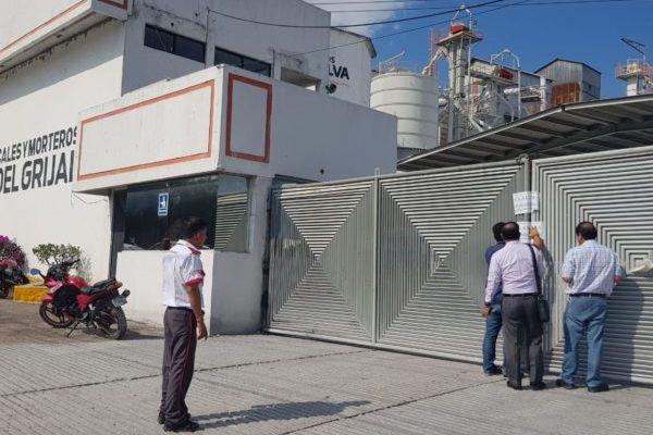 Clausuran calera de Chiapa de Corzo, tras 50 años de daño ambiental