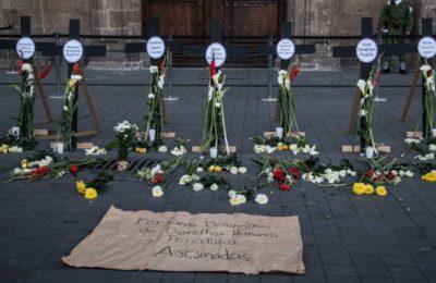 México: Más de 30 defensores de Derechos Humanos y activistas asesinados en 2019