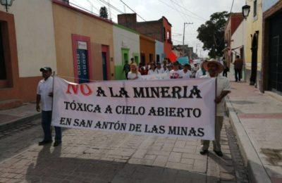 Guanajuato: 2020 será año clave en la lucha contra mina en el Cerro del Gallo en Dolores Hidalgo
