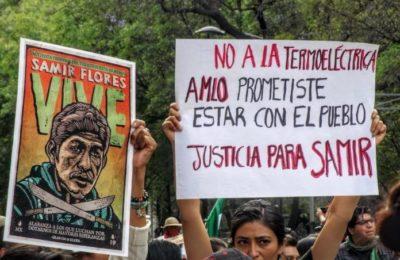 La cuarta transformación no quiere reconocer los derechos de los pueblos indígenas
