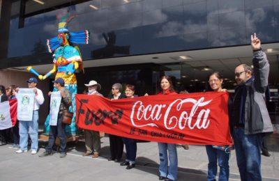 Coca Cola recorre Chiapas en búsqueda de mantos acuíferos
