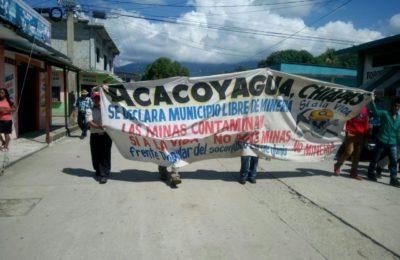 Gobierno Estatal y Federal vuelve a amenazar los Territorios y Comunidades de Chiapas
