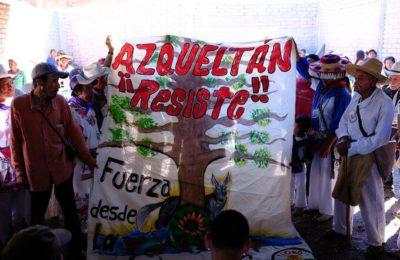Jalisco: Denuncian ataques contra wixárikas de San Lorenzo de Azqueltán