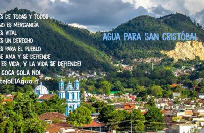 Firma la Petición: Agua para San Cristóbal