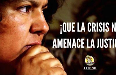 La justicia para Berta está en riesgo