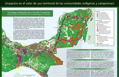 [Infografía] ¿Cómo impactan Tren Maya, Corredor Transístmico y Sembrado Vida en los territorios?