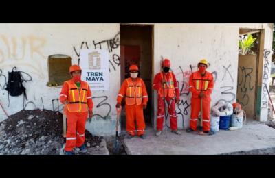 Inician obras de construcción del Tramo 1 del Tren Maya: Fonatur