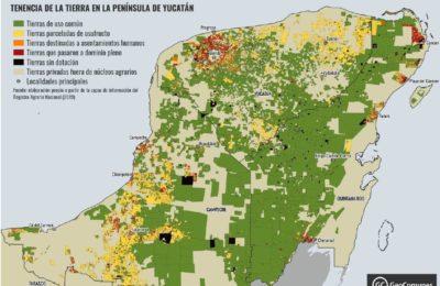 [PDF] Expansión capitalista y propiedad social en la Península de Yucatán