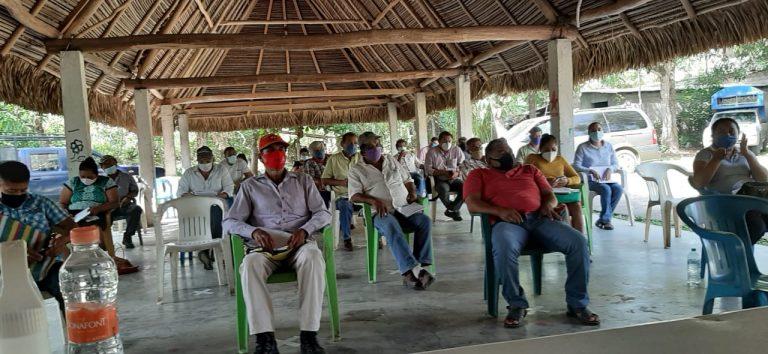 Comunidades del Istmo denuncian abandono sanitario y crean frente contra Tren Transístmico