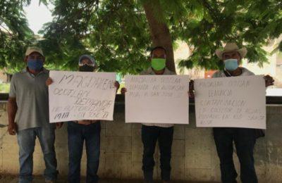 """""""Nos están sentenciando a una muerte segura""""; zapotecos por nueva contaminación de minera Cuzcatlán"""