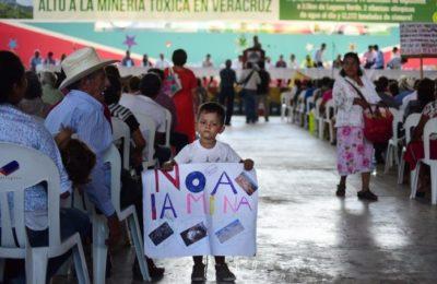 Trabajo de mineras no paran en Veracruz: Grupo Lavida