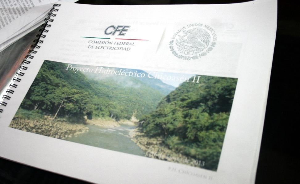 CFE obligada a pagar 200 millones de dólares, por no garantizar construción de hidroeléctrica Chicoasén II