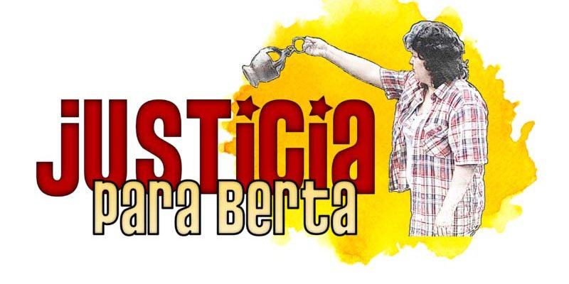 La Justicia para Berta será también justicia para las mujeres y para los pueblos que luchan por la vida; David Castillo fue declarado culpable