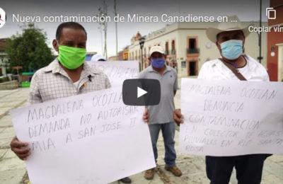 Video: ¿Qué dijo Amlo a campesinos de Oaxaca sobre contaminación minera?