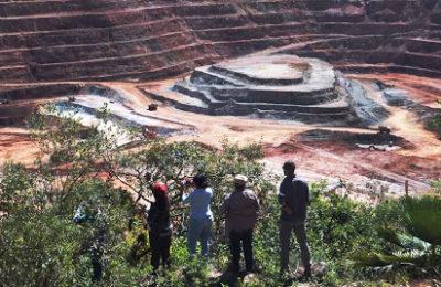 ALERTA:En un Irresponsable y Flagrante Acto de Provocación Equinox Gold y el Fiscal del Estado de Guerrero Entran Ilegalmentea las tierras del Ejido de Carrizalillo