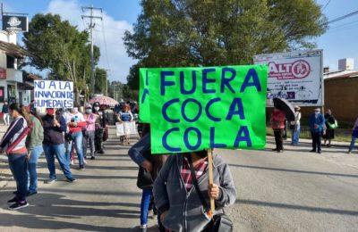 Fuera Femsa – Coca Cola de San Cristóbal