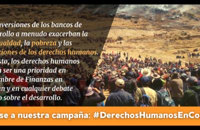 La cumbre mundial sobre el desarrollo debe centrarse en los derechos humanos, dicen 200 organizaciones de todo el mundo