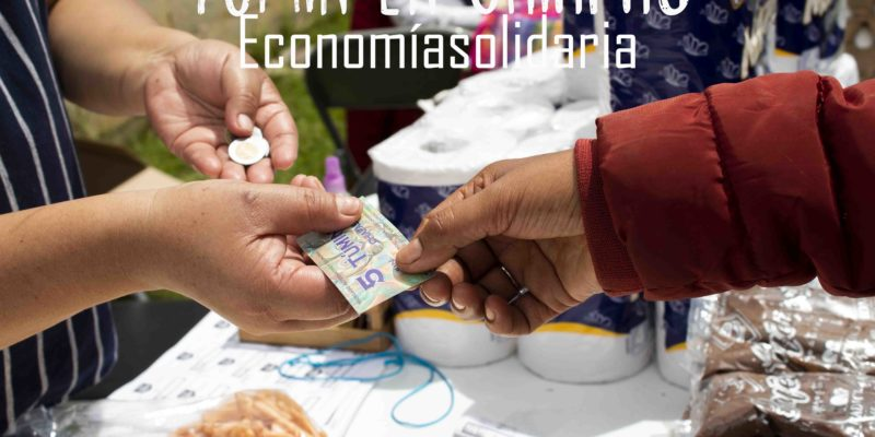 Video Túmin en Chiapas, Economía Solidaria