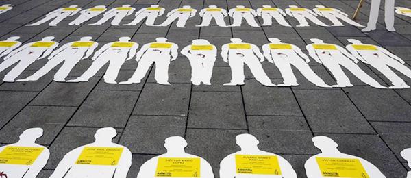 Solidaridad Internacionalista con el pueblo colombiano y repudio a la violencia sistemática en su contra