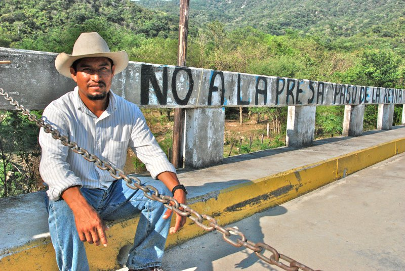 Oaxaca: Asesinan a Fidel Heras Cruz defensor comunitario de Paso de la Reina