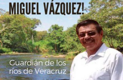 Justicia para Miguel Vázquez Martínez, guardián de los ríos de Veracruz