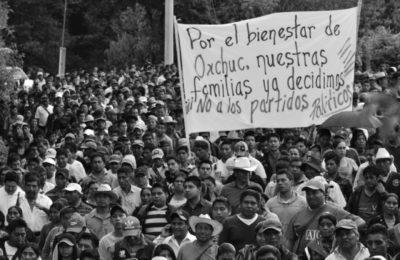 Oxchuc: El único municipio de Chiapas regido legalmente por usos y costumbres es botín de los cacique