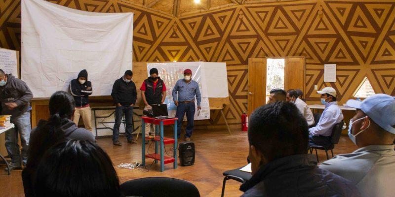 Representantes zoques, tseltales y tzotziles de núcleos agrarios de Chiapas rechazan Megaproyectos de sus territorios originales
