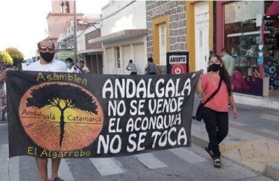 Gobierno Provincial de Catamarca y Minera Yamana Gold Declaran la guerra al Pueblo Andalgalá en Argentina
