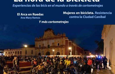 Martes 15 de junio, 6 pm, Cine-debate: La hora de la Bicicleta