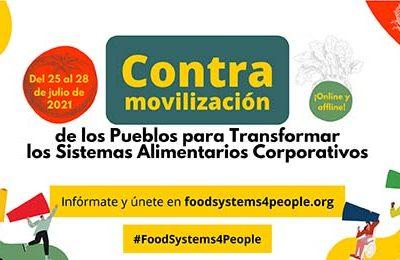 Cientos de organizaciones de base se oponen a la Cumbre de las Naciones Unidas sobre los Sistemas Alimentarios