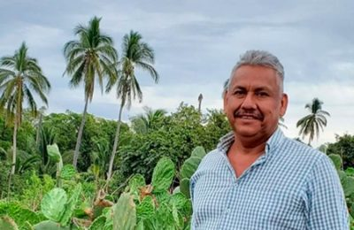 El Gobiernos Priista de Colima se despide asesinando a un Defensor