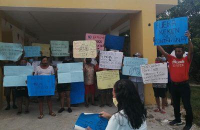 La lucha en Yucatán por frenar la devastación por industria porcícola