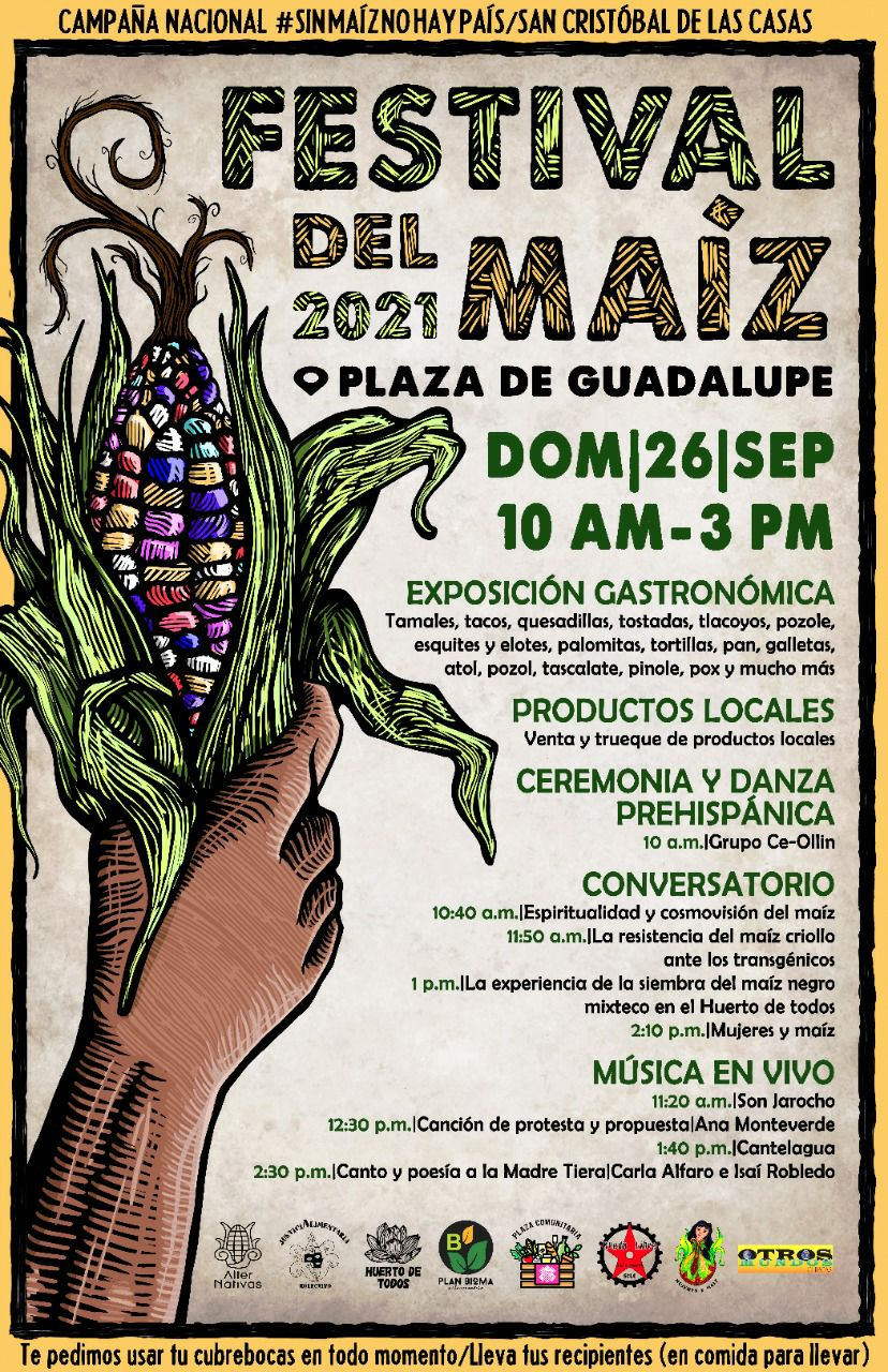 Festival del Maíz 2021