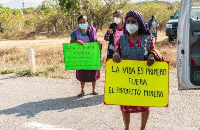 """Comunicado de colectivos y comunidades de Oaxaca en contra de los """"Encuentros Indígenas Canadá-Oaxaca 2021"""""""